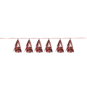 Metallic Tassel Garland