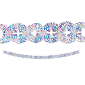 Iridescent Garland