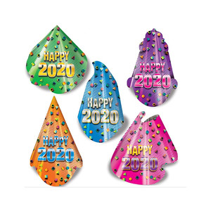 2020 Party Hat Assortment Kit