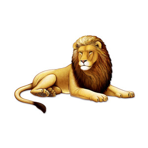 Jointed Lion