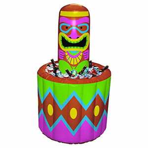 Jumbo Tiki Inflatable Cooler