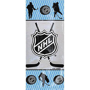 NHL Ice Time Large Party Bags