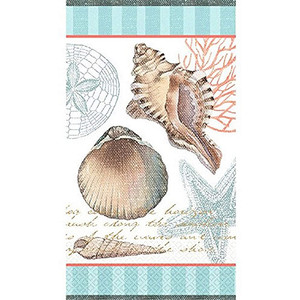 By The Sea By The Sea Guest Towels