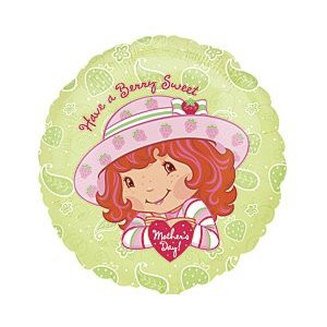 Happy Mother's Day Strawberry Shortcake Balloon