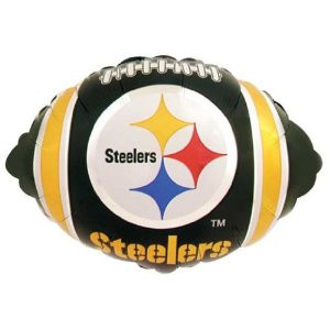 18 Inch NFL Pittsburgh Steelers Foil Balloon
