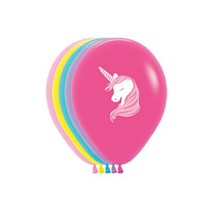 "11"" Betallatex Unicorn Latex Balloons"