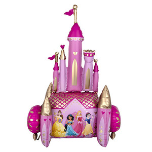 "55"" Princess Once Upon Time Airwalker Foil Balloon"