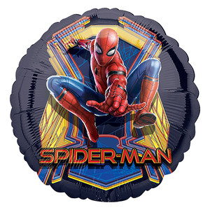"17"" Spiderman Far From Home Foil Balloon"