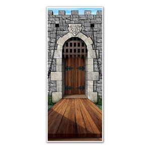 Castle Door Cover
