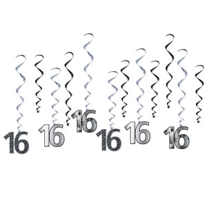 """Number """"16"""" Whirls"""