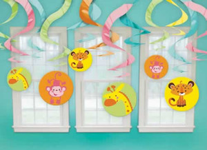 5 Fisher Price Baby Swirling Dangling Value Pack