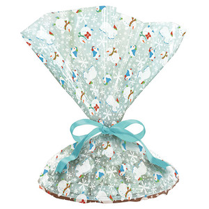 Frosty Friends Tray Party Bag