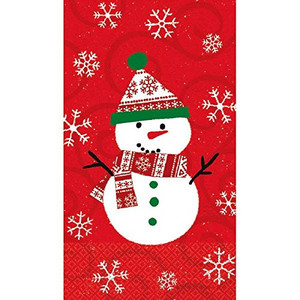 Merry Christmas Guest Towels
