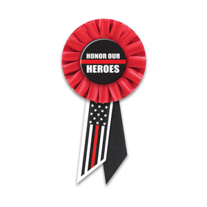 Honor Our Heroes Rosette
