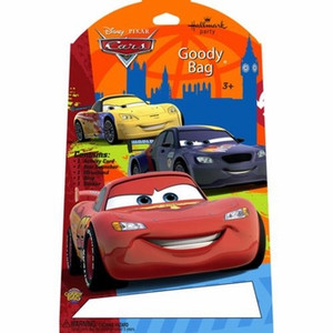 Cars 2 Goody Bag