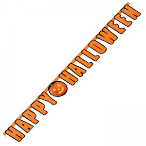 Pumpkin Glow Jointed Banner