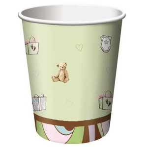 8 Parenthood Beverage Cups 9oz