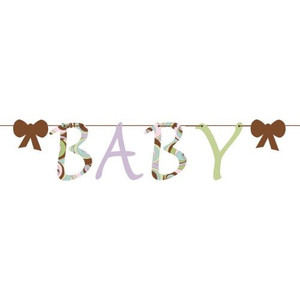 1 Parenthood Letter Garland