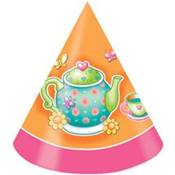 Tea For You Cone Party Hats 8