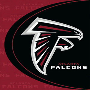 Atlanta Falcons Luncheon Napkin LUN3935