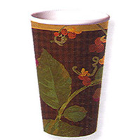 Fall Harvest 16 Oz Cups 8 Pack