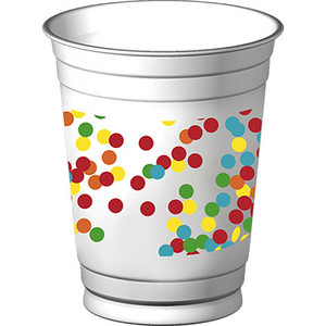 Frosted Cake 14 Oz Cup