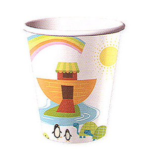 Whimsical Ark Hot and Cold 9 oz Cup