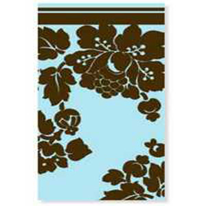 Damask Floral Table Cover