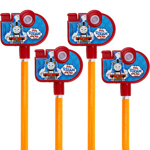 4 Thomas the Train Pencil-Top View Finder 02672