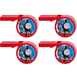 4 Thomas the Train Whistles WHSL6248