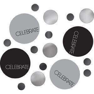 Classic Celebrations Foil Confetti 1/2oz Bag