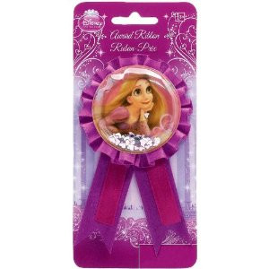 Disney Tangled Award Ribbon