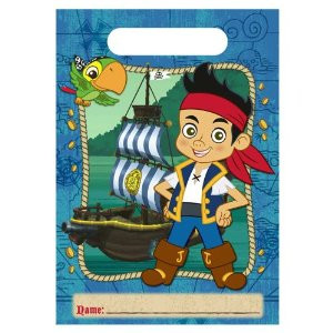 Jake And The Never Land Pirates Treat Sack