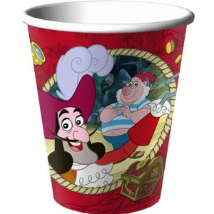 Jake Never Land Pirates Hot/Cold Cup