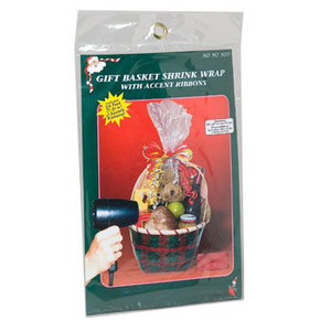 Shrink Wrap Cello Bag  24 in. x 30 in.