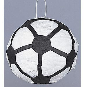 Soccer Ball Party Pinata