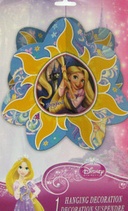 Disney Princess Tangled Hanging 3D Decoration