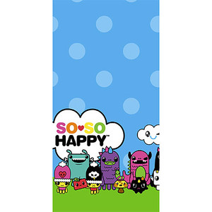 So So Happy Party Tablecover