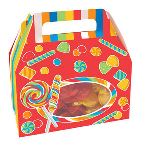 Sugar Buzz Candy/Cookies Box with Window