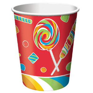 Sugar Buzz Hot or Cold Cup 9 Ounce