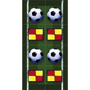 Hallmark Heads Up! Soccer Party Stickers