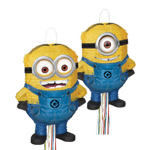 Despicable Me 2 3D Pull String Pinata