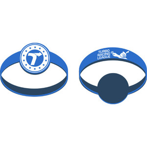 Turbo Rubber Wristbands 4 Pack