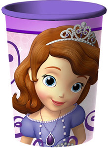 Disney Sofia the 1st 16 oz Souvenir Cup