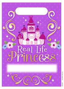 Disney Sofia the 1st Favor Bags 8 Pack