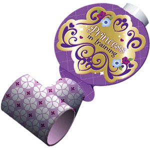 Disney Sofia the 1st Blowouts 8 Count