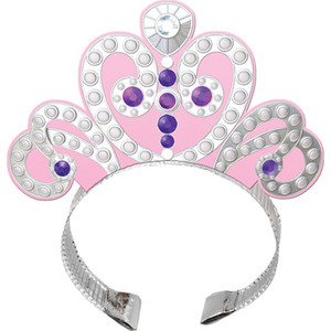 Disney Sofia the 1st Party Tiaras 4 Pack