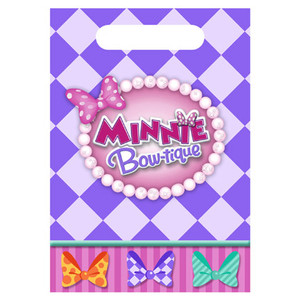 Minnie Dream Party Treat Bags