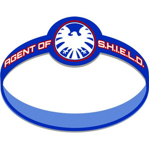 Avengers Wristbands 4 Pack