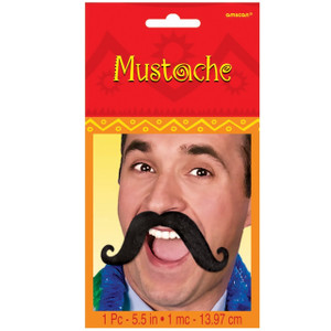 Fiesta Bulk Moustache 5.5 Inches